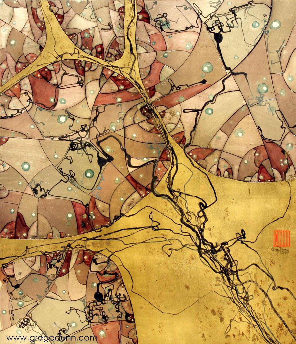 Crackled Neurons