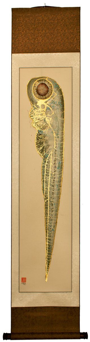 Zebrafish Embryo II- SOLD